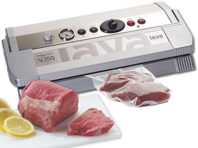 Perfect Lava V350 Premium Stainless Vacuum Sealer